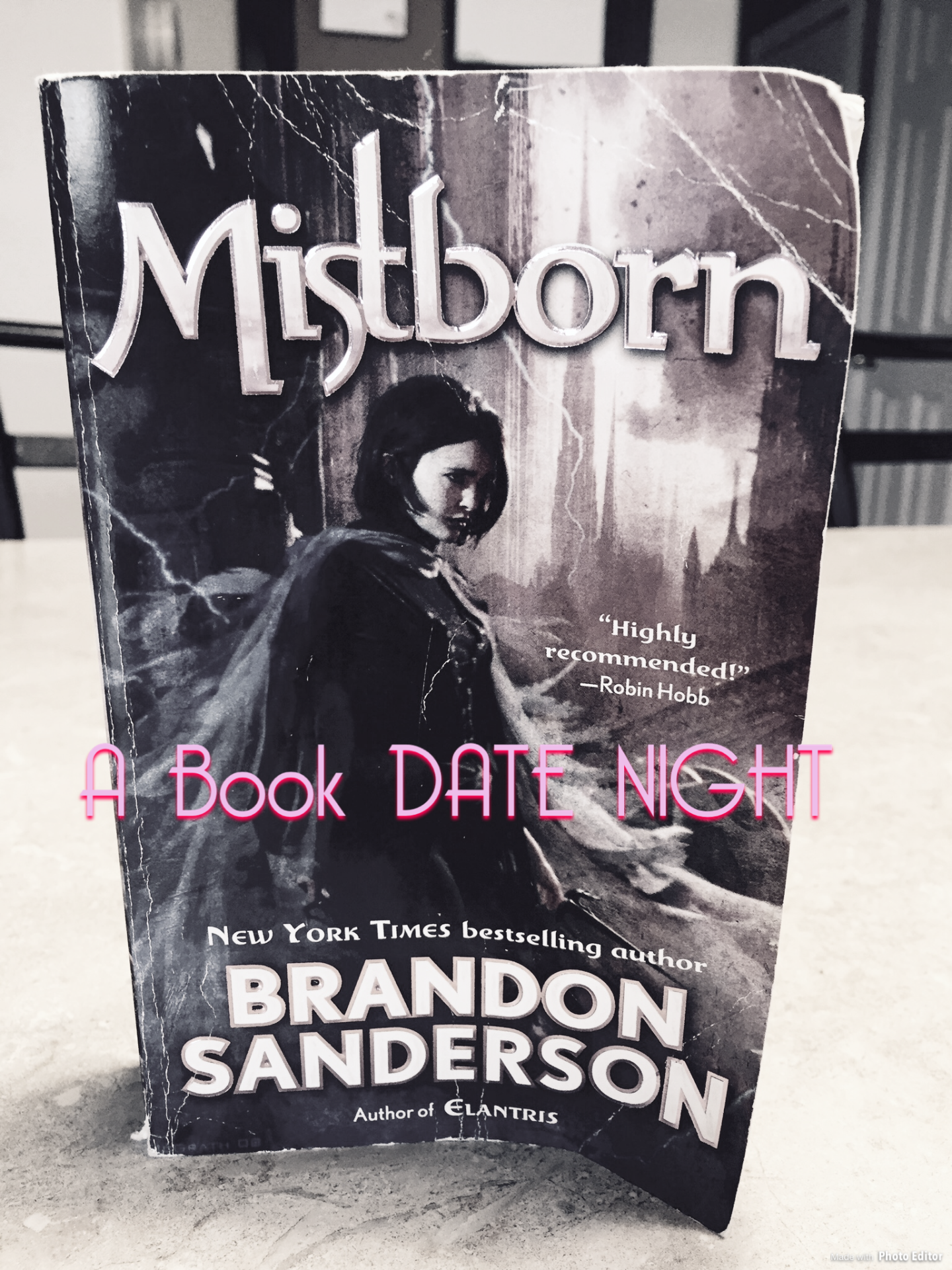A Book Date Night??