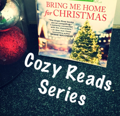 Forget the Beach Reads--Cuddle up with Cozy Reads!